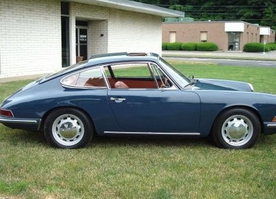 Original SWB Charm: 1967 Porsche 911 Sunroof For Sale
