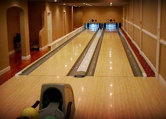 Residential Bowling Lanes | Uncrate