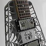Olaf Diegel 3D-Printed Guitars