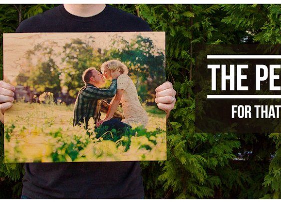 Custom Wood Printing | Custom Printed Wood Canvases | WoodSnap