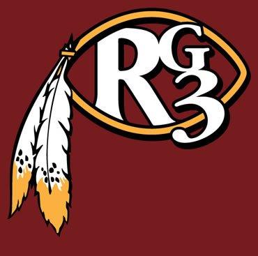 SPORTSCRACK: RG3 WASHINGTON DC FOOTBALL SHIRT
