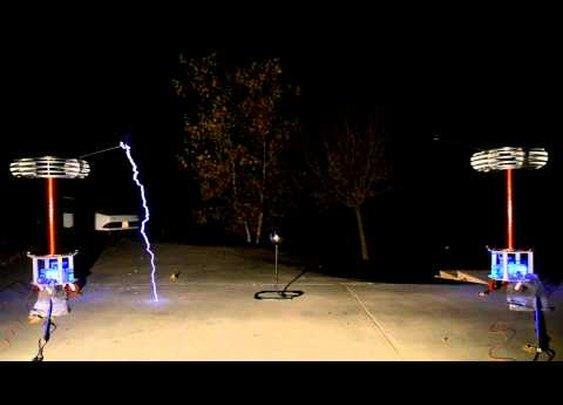 """Sweet Home Alabama"" - Musical Tesla Coils      - YouTube"