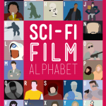 Sci-Fi Film Alphabet, Poster That Quizzes Your Sci-Fi Movie Knowledge