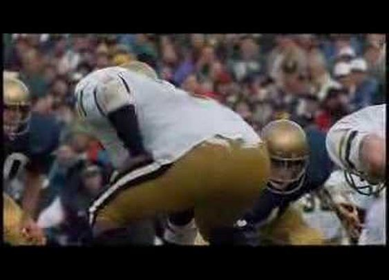 Rudy succeeds with sack      - YouTube