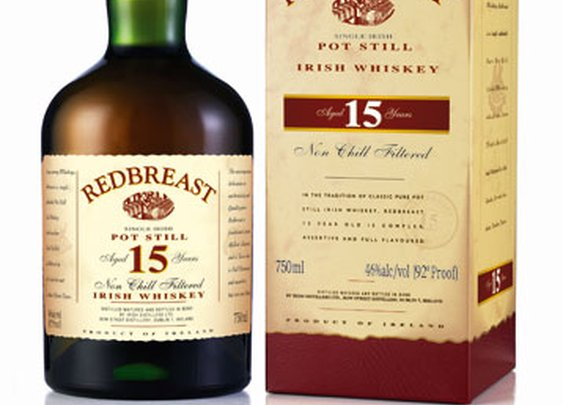 Redbreast 15yr Irish Whiskey