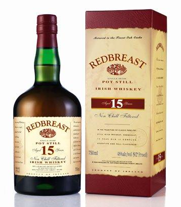 Redbreast 15yr Irish Whiskey