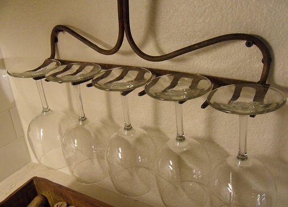 How to reuse an old rake