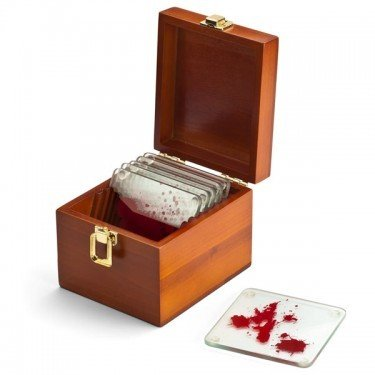 Dexter Blood Coasters