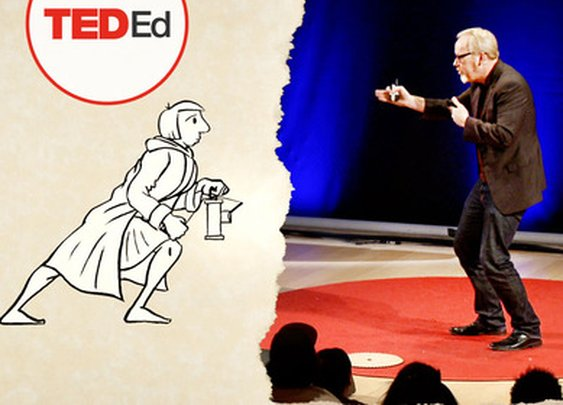 How simple ideas lead to scientific discoveries | Video on TED.com