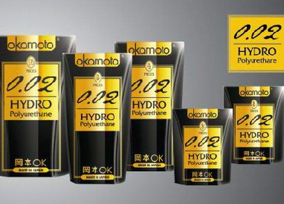 Okamoto Hydro 0.02