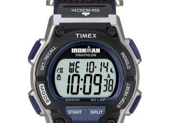 Timex Ironman Endurance 30-Lap Shock-Resistant  Fast-Wrap Watch - Full - Free Shipping at REI.com