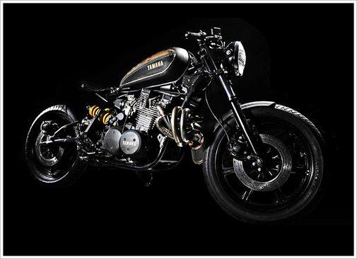 One Speed's Yamaha XS1100 -'Shokker'
