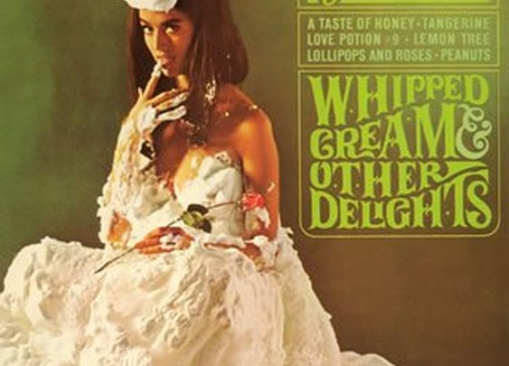 Whipped Cream and Other Delights