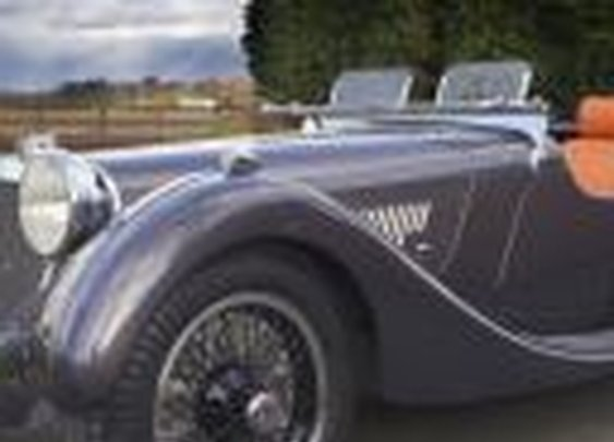 75-year-old Atalanta sports car returns | Fox News