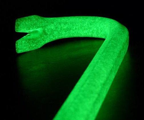 Glow-in-the-Dark Crowbar - DudeIWantThat.com