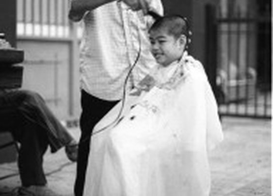 Fathers and Sons: Your Son's First Haircut
