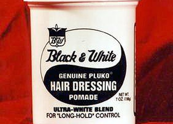Black and White Pomade