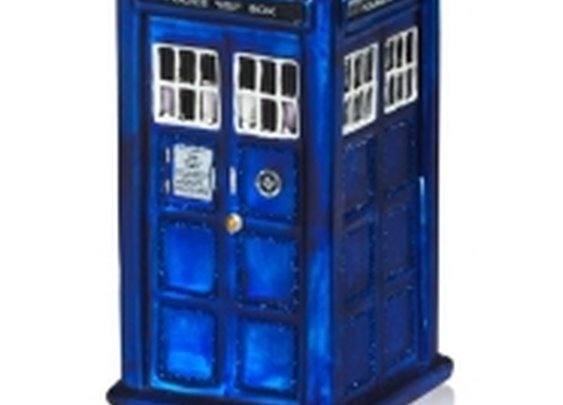 Doctor Who: TARDIS Ornament