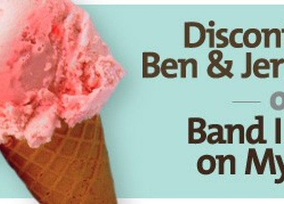 Discontinued Ben & Jerry's Flavor or Band I Found On MySpace? Online Quiz - Mental Floss