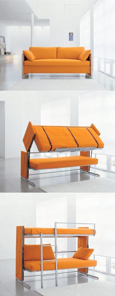 Doc Sofa Bank Bed