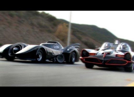 BATMOBILES RACING - Super Power Beat Down