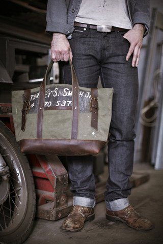 FORESTBOUND — Men's Bags 2011