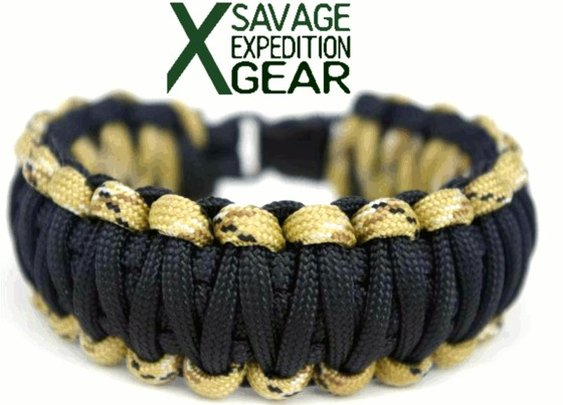 Paracord Products with a Savage Look by Christopher Savage — Kickstarter