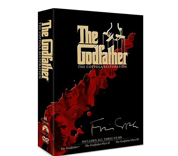 The Godfather Trilogy: The Coppola Restoration | Tools and Toys