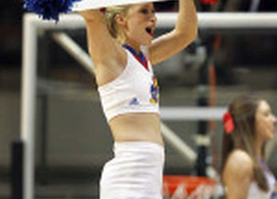 KU Spirit Squad Unlikely Heroes - Also a fine lesson in the importance of jackstands!