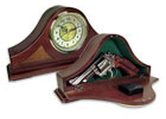 Mantle Concealment Clock Small - BUDK