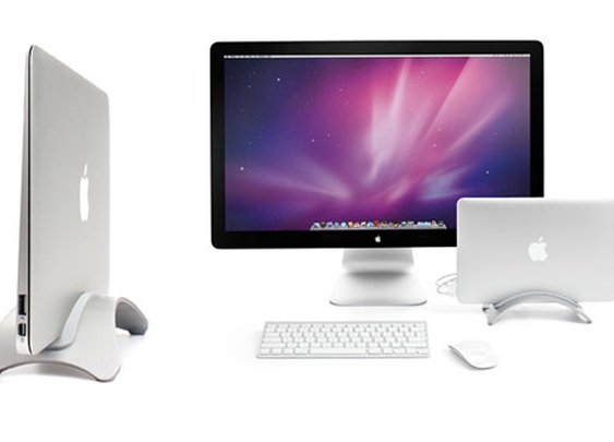 BookArc versatile stand for MacBook Air
