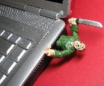 Jason Voorhees USB Flash Drive - DudeIWantThat.com