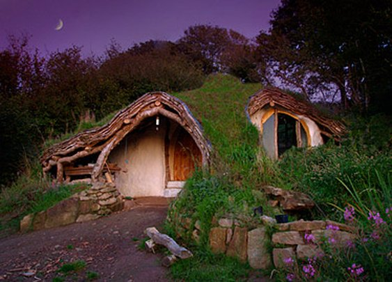 Hobbit Like Home