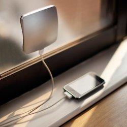 Solar Power Window Phone Charger - UltraLinx