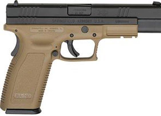 "Springfield XD .45ACP Pistol - Full size 5"""