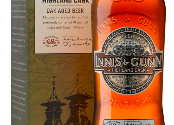 Innis and Gunn - Highland Cask 18 Beer