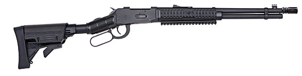 Mossberg's Tactical Levergun, the 464 SPX - Gun News at Guns.com