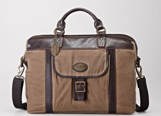 FOSSIL® Bag Collections Estate:Men Estate Work Brief MBG8272