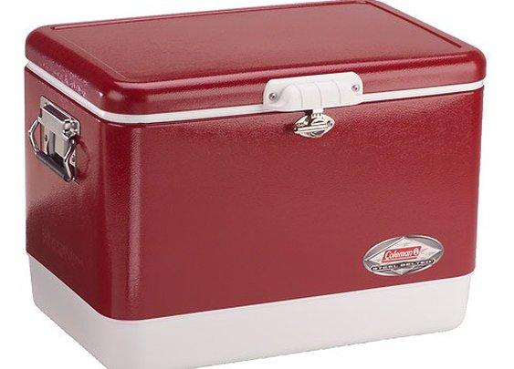 Coleman Big Red Steel Belted® Cooler