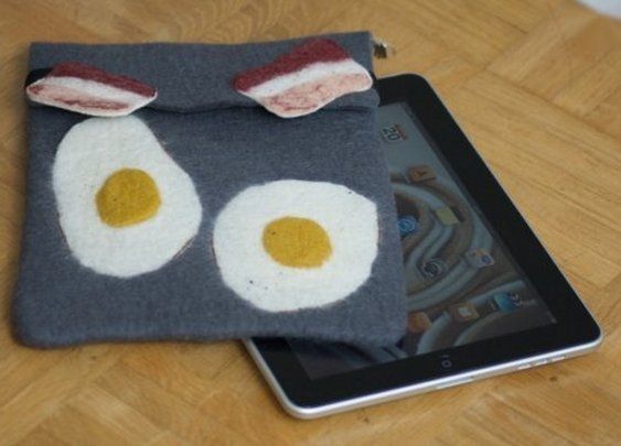 iPad  Bacon 'n Egg Case