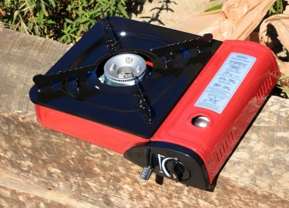 Stansport 186 Portable Outdoor Butane Stove