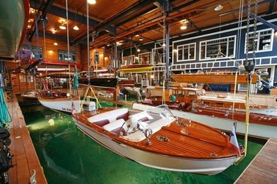 "Winn's Boathouse - AMAZING - contender for ultimate ""man cave"""