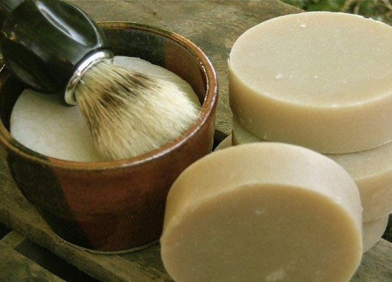 Bay Rum and Lime Shaving Soap 3 Pack by DirtyDeedsSoaps on Etsy - Gentlemint
