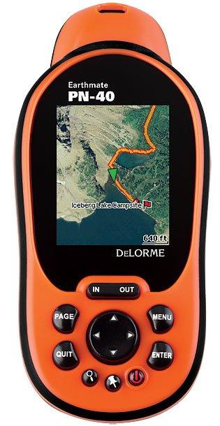 DeLorme Earthmate PN-40 Handheld GPS | Gear Patrol