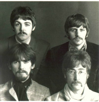 Beatle Beards   Sharpologist