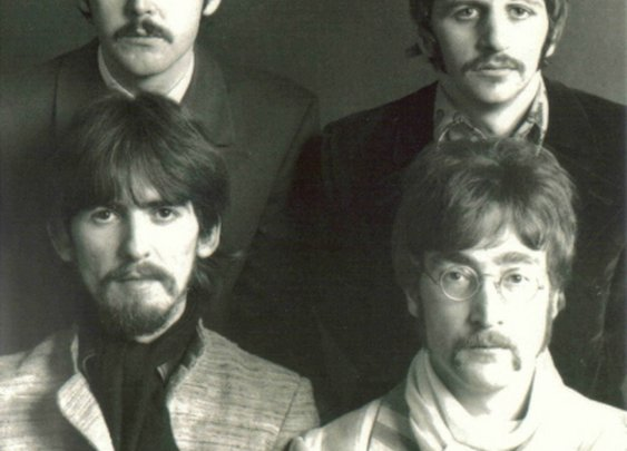 Beatle Beards | Sharpologist