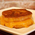 Grilled Cheese Doughnut