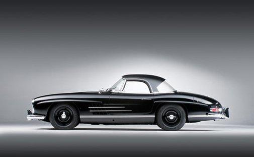 Mercedes-Benz 300SL Roadster (1960)