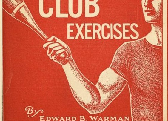 An Introduction to Indian Club Training | The Art of Manliness