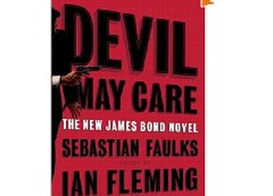 Amazon.com: Devil May Care (The New James Bond Novel ): Sebastian Faulks: Books